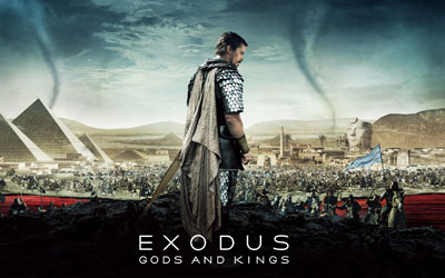 exodus: Gods and kings, the movie